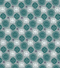 Quilter\u0027s Showcase Cotton Fabric 44\u0022-Grape Gray Multi