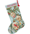 Dimensions Gold Counted Cross Stitch Enchanted Ornament Stocking
