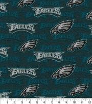Philadelphia Eagles Fleece Fabric-Sweater, , hi-res