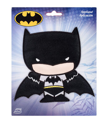 Marvel Comics Batman Iron-On Applique