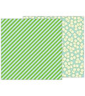 Pebbles Jen Hadfield Patio Party Double-Sided Cardstock-Summer Dreams