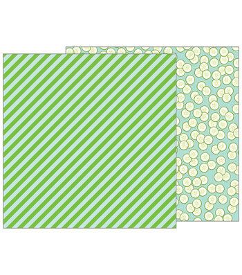 Pebbles Jen Hadfield Patio Party Double-Sided Cardstock-Summer Dreams
