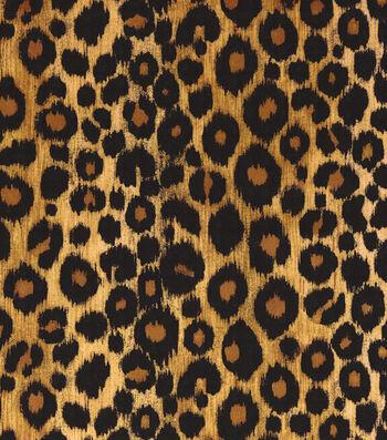 Waverly Upholstery 8x8 Fabric Swatch-Cat's Meow/Sahara