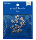 Heishi Spacer Beads, Silver, 15 x 15mm