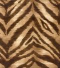 P/K Lifestyles Upholstery 8x8 Fabric Swatch-Tigress/Sahara
