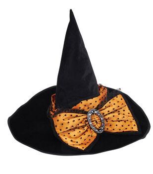 Maker's Halloween Witch Hat-Orange