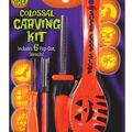 Maker\u0027s Halloween Pumpkin Pro Colossal Carving Kit