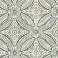 Kelly Ripa Home Outdoor Fabric-Blissfulness Pewter