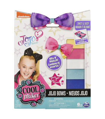 Cool Maker Jojo Bows Accessory Pack
