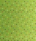Keepsake Calico Cotton Fabric -Raindow Dots