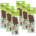 Chocolate Scented Bookmarks, 24 Per Pack, 6 Packs