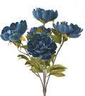 Blooming Autumn Peony Bush-Blue