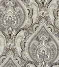 Kelly Ripa Upholstery Fabric 54\u0022-Pretty Witty Ebony