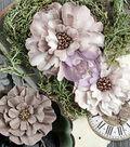 Prima Marketing Salvage District 3 pk Flowers-Industrialle