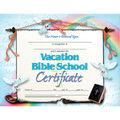 Hayes Vacation Bible School Certificate, 30 Per Pack, 6 Packs