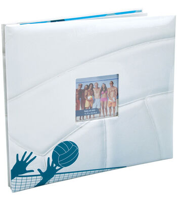 12 x12 Sport & Hobby Albums-Volleyball