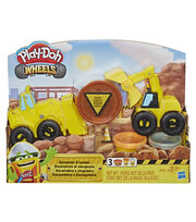Play-Doh Excavator N Loader Set, , hi-res