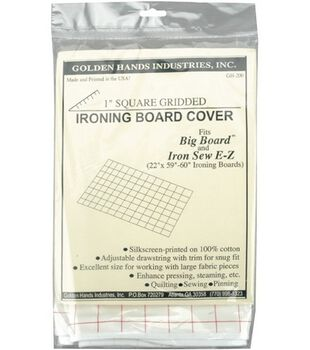 """Big Board Pressing Surface Cover-21""""x61"""""""