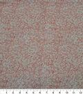 Quilter\u0027s Showcase Cotton Fabric-Swirls Red