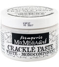 Stamperia Mix Media Art 150 ml Crackle Paste-White