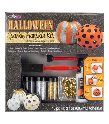 Tulip DIY Sparkle Pumpkin Kit