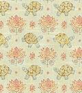 Waverly Lightweight Decor Fabric-Mandana/Rosewater