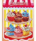 Diamond Embroidery Facet Art Kit 19.5\u0022X23.5\u0022-Cup Cakes