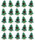 EK Success Dimensional Stickers-Xmas Tree Repeats