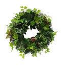 Fresh Picked Spring 24\u0027\u0027 Mixed Greenery & Vine Wreath