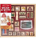 Farm -stamp-a-scene Set