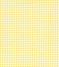 Keepsake Calico Cotton Fabric-Check Yellow