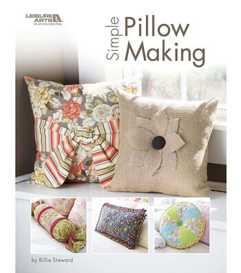 Simple Pillow Making Book