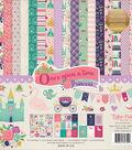 Collection Kit 12\u0022X12\u0022-Once Upon A Time Princess
