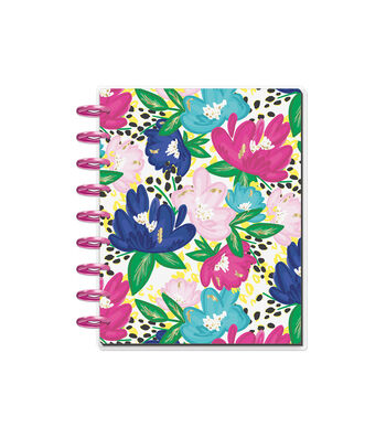 The Happy Planner Girl 12 Month Planner - Socialite