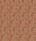 Eaton Square Lightweight Decor Fabric 54\u0022-Nebraska/Raspberry