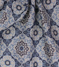 Optimum Performance Multi-Purpose Decor Fabric 54\u0027\u0027-Ocean Medallion