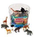 Jungle Animal Counters, Set of 60