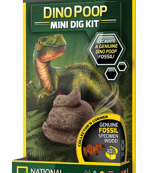 National Geographic Dino Poop Mini Dig Kit