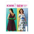 Kwik Sew Misses Dress-K4001
