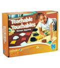 Teachable Touchables Texture Squares, 10/pkg