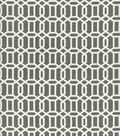 Home Essentials Lightweight Decor Fabric 45\u0022-Fawle Panorama Charcoal