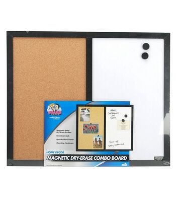 """Magnetic Combo Board 18"""" X 22"""""""