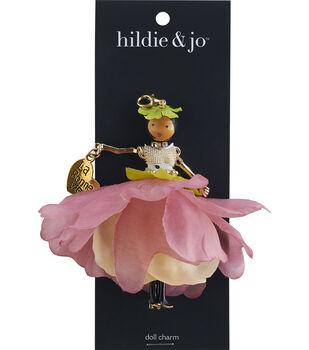 hildie & jo Spring Doll Pendant-Juliette
