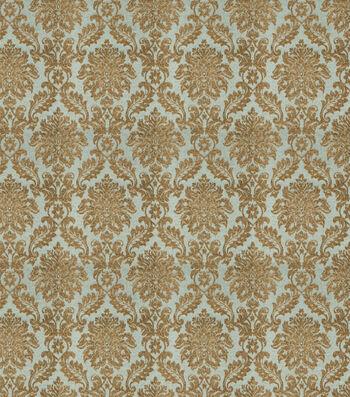 "Jaclyn Smith Upholstery Fabric 54""-Smirnoff/Peacock"