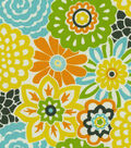 Home Decor 8\u0022x8\u0022 Fabric Swatch-Waverly Button Blooms Confetti