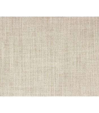 Hudson 43 Farm Upholstery Fabric 58''-Flax Sensation