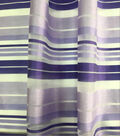 Sew Sweet Burnout Stripe Fabric 57\u0022-Lavender