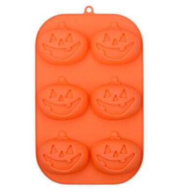Halloween Silicone Treat Mold-Pumpkin Faces