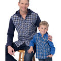 McCall\u0027s Pattern M7447 Men\u0027s Button-Down Shirts-Size 34-48