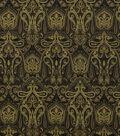 Home Decor 8\u0022x8\u0022 Fabric Swatch-Jaclyn Smith Bama-Jet